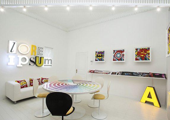 Oficina del futuro sala reuniones | Muebles de oficina Spacio