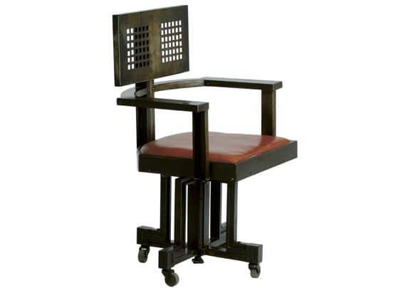 Primera silla de oficina | Charles Darwin | Muebles de oficina Spacio