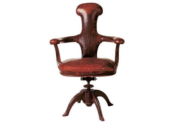 Primera silla de oficina Sigmund | Muebles de oficina Spacio