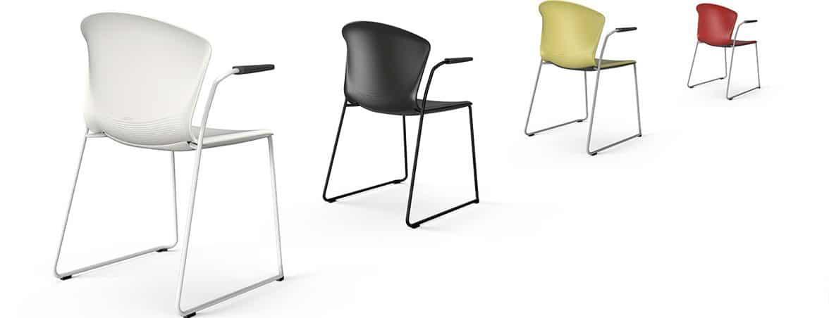Silla de escritorio Whass portada | Muebles de oficina Spacio