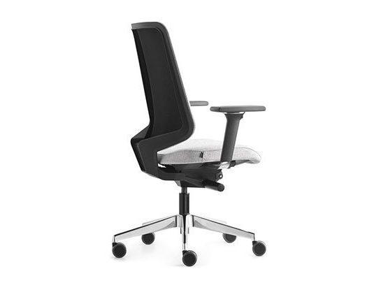 Silla de oficina ergonómica Dot listado | Muebles de oficina Spacio