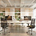 Silla de oficina ergonómica Dot oficina | Muebles de oficina Spacio