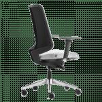 Silla de oficina ergonómica Dot perfil | Muebles de oficina Spacio