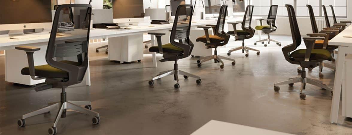 Silla de oficina ergonómica Dot portada | Muebles de oficina Spacio