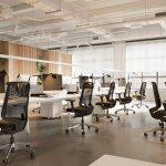 Silla de oficina ergonómica Dot varios modelos | Muebles de oficina Spacio