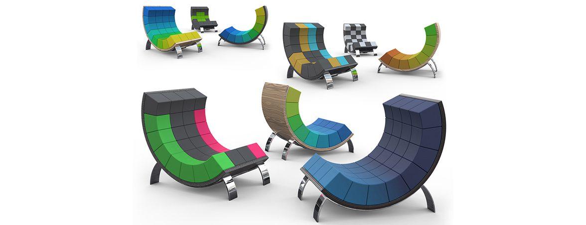 Silla inteligente diseños | Muebles de oficina Spacio