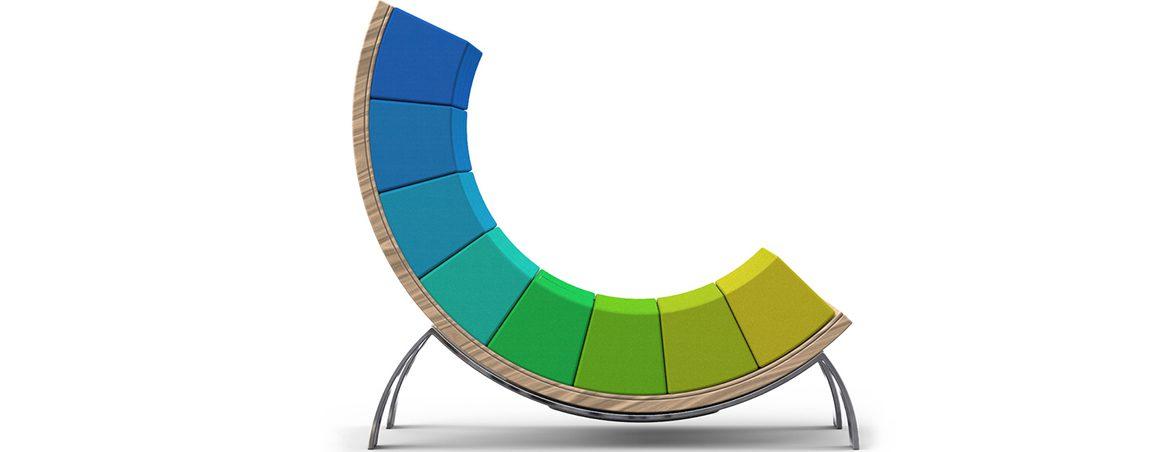 Silla inteligente perfil | Muebles de oficina Spacio
