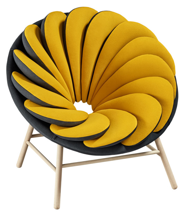 Sillas de diseño Quetzal detalle | Muebles de oficina Spacio