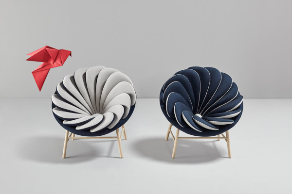 Sillas de diseño Quetzal listado | Muebles de oficina Spacio