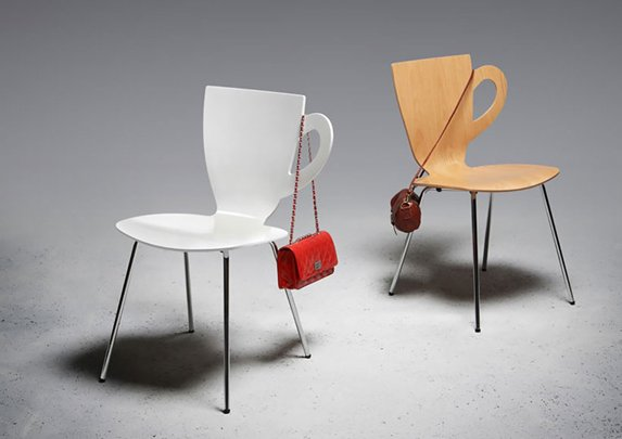 Sillas originales café | Muebles de oficina Spacio