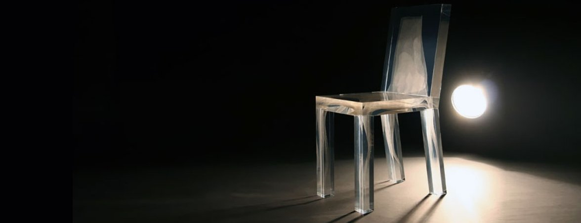 Sillas originales fantasma | Muebles de oficina Spacio