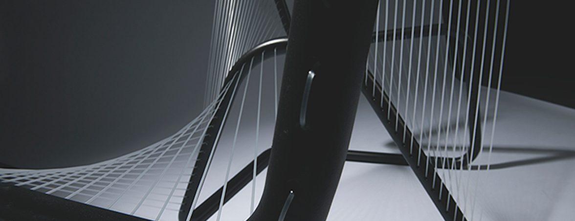 Sillas para compartir detalle lateral | Muebles de oficina Spacio