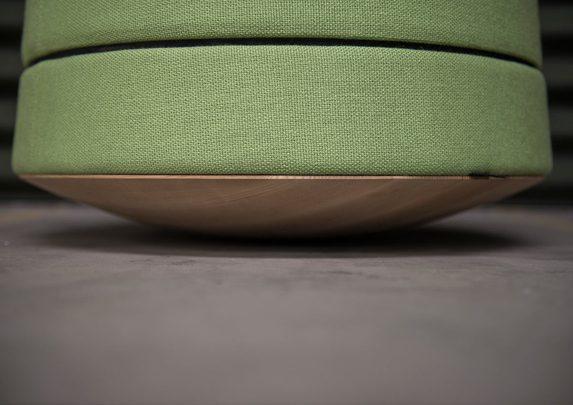 Sillones de oficina fonoabsorbentes base | Muebles de oficina Spacio
