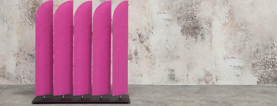 Sillones de oficina fonoabsorbentes biombos | Muebles de oficina Spacio