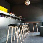 Taburetes AAS 32 en restaurante | Muebles de oficina Spacio