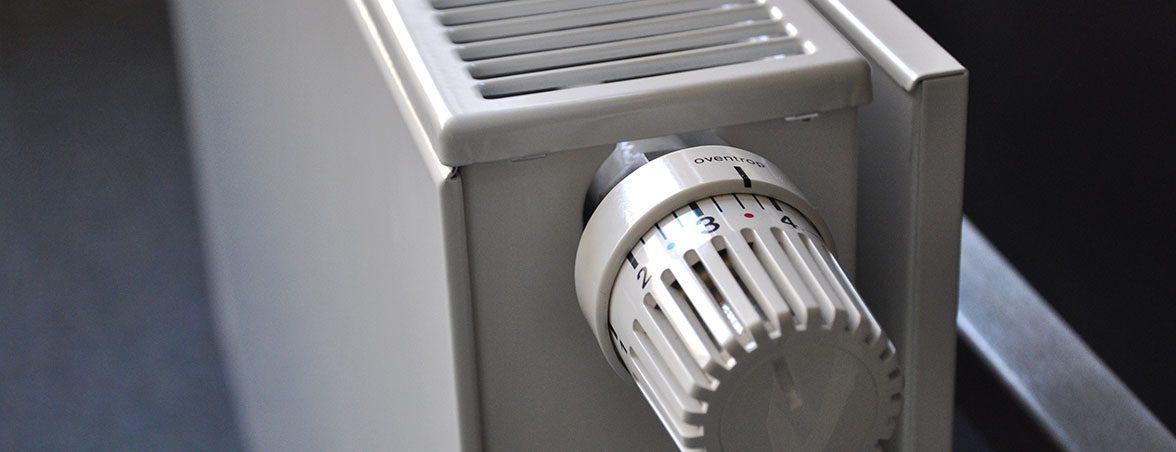 Temperatura oficina radiador | Muebles de oficina Spacio