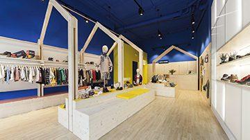 Mobiliario tienda ropa listado | Muebles de oficina Spacio