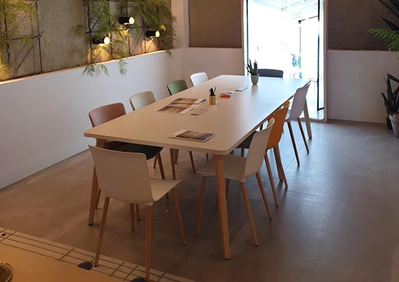 Novedades muebles de oficina 2019 reuniones | Muebles de oficina Spacio