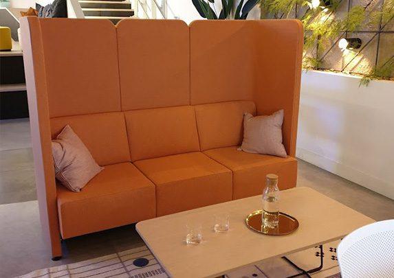 Novedades muebles de oficina 2019 soft seating | Muebles de oficina Spacio
