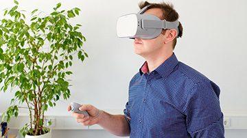 Muebles de oficina en realidad virtual listado | Muebles de oficina Spacio