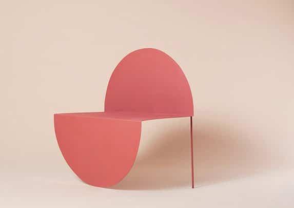 Silla redonda perfil | Muebles de oficina Spacio