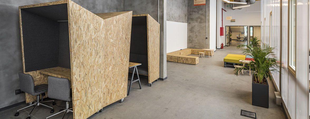Muebles para escuela cabinas | Muebles de oficina Spacio