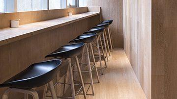 Taburetes para restaurante listado | Muebles de oficina Spacio