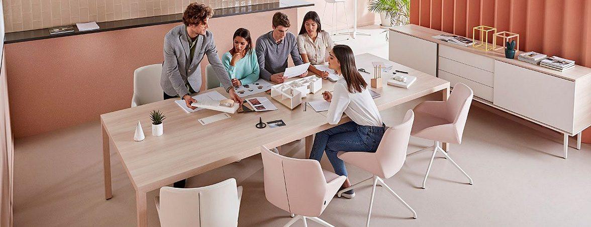 Importancia del mobiliario oficina sala juntas | Muebles de oficina
