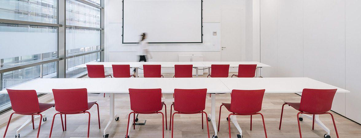 Salas de formación oficina | Muebles de oficina