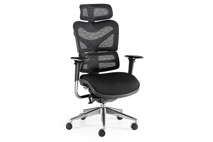 Silla oficina New Ergostone | Muebles de Oficina Spacio