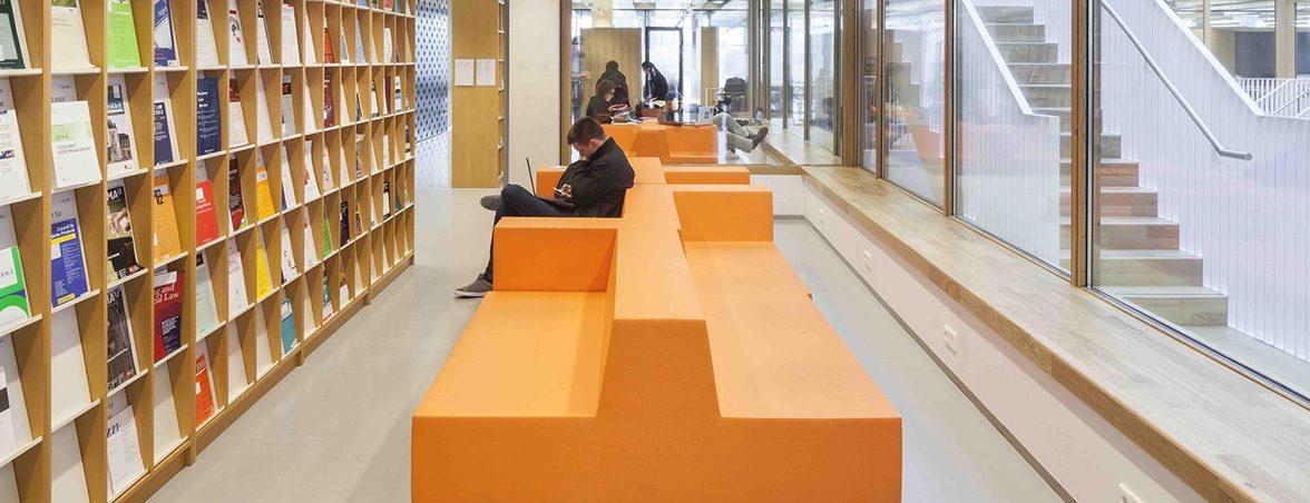 Sala lectura colegio   Muebles de oficina Spacio