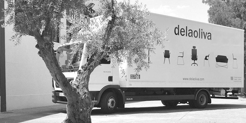 Distribuidor oficial De La Oliva | Muebles de oficina Spacio