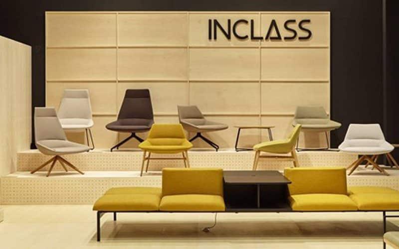 Exposición Inclass con producto | Muebles de oficina Spacio
