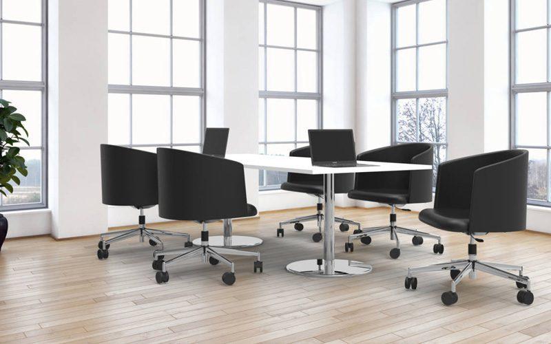 Oficinas con producto De La Oliva | Muebles de oficina Spacio