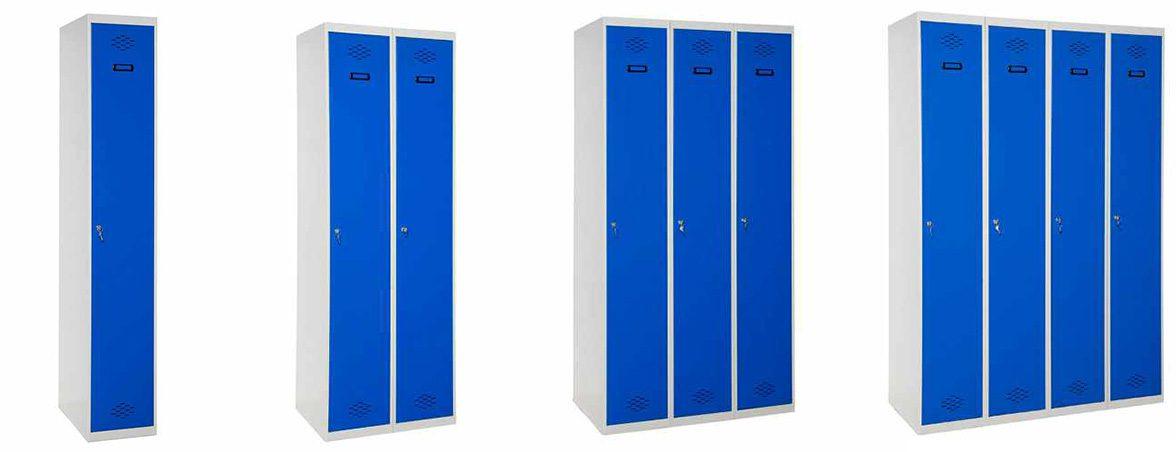 Taquilla una puerta portada | Muebles de oficina Spacio