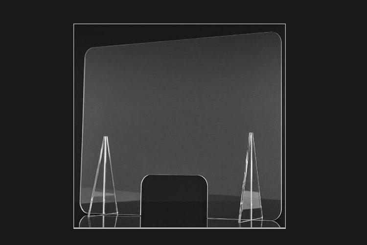 Mampara protección SUC listado   Muebles de oficina Spacio