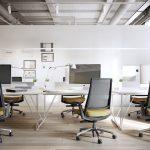 Silla para home office malla   Muebles de oficina Spacio