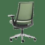 Silla para home office parte trasera   Muebles de oficina Spacio