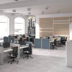 Silla para trabajar en casa Spot en oficina   Muebles de oficina Spacio