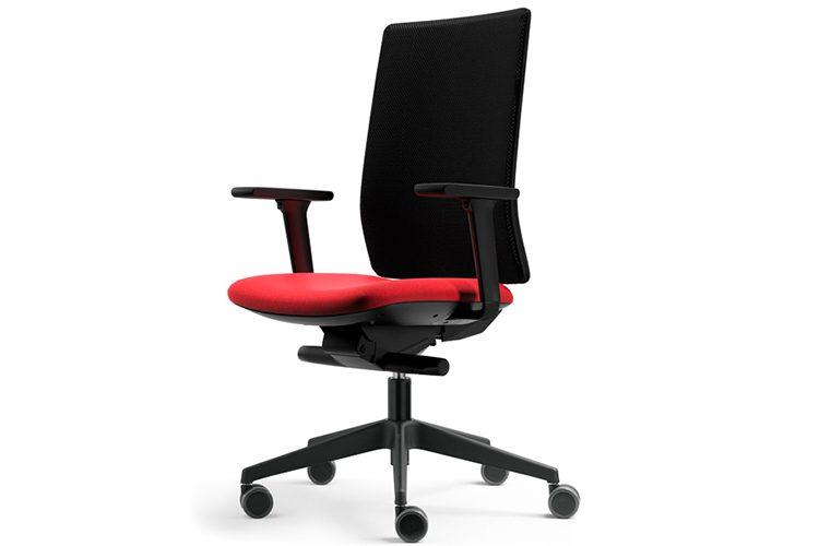 Silla para trabajar en casa Spot listado | Muebles de oficina Spacio