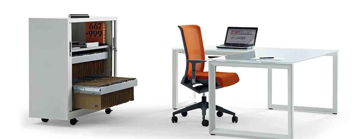 Mesas de oficina y escritorios | Muebles de Oficina Spacio