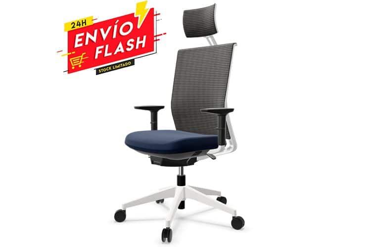 Foto listado Blue Yeti cabezal | Muebles de Oficina Spacio