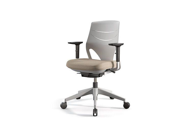 Silla Actiu Efit Home Office Beige | Muebles de oficina Spacio