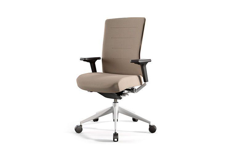 Silla Actiu Tnk Flex Home Office Beige | Muebles de oficina Spacio