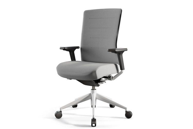 Silla Actiu Tnk Flex Home Office Gris | Muebles de oficina Spacio