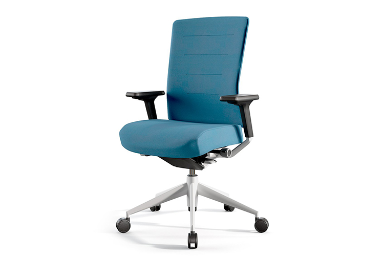 Silla Actiu Tnk Flex Home Office Azul | Muebles de oficina Spacio