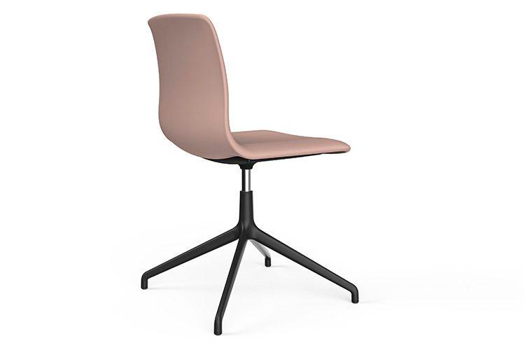 silla confidente base fija Actiu Noom Serie 50 (base patín) 750X500