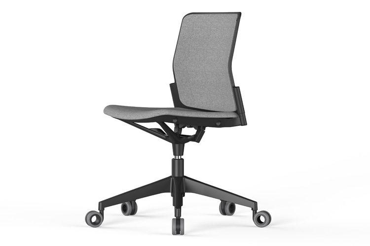 Silla de escritorio con ruedas | Actiu Urban Plus 50 | Mobiliario de oficina Spacio