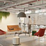 SILLÓN SOFT SEATING BOW LOUNGE FORMA 5 | Mobiliario de oficina Spacio