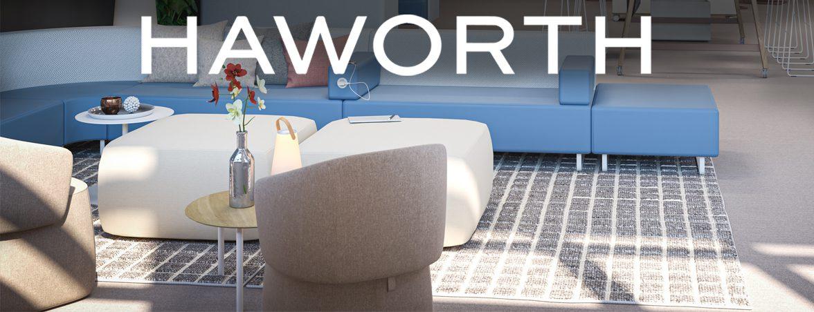 Distribuidor Haworth España | Distribuidores oficiales Haworth | Mobiliario de oficina Spacio